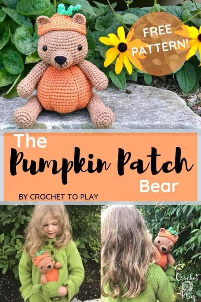 The Pumpkin Patch Bear